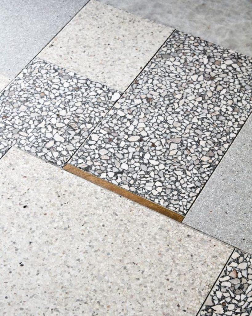Terrazzo in huis terrazzo en granito vloeren for Terrazzo design